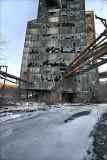 Shamokin Pennsylvania Coal Breaker.