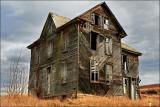 Abandoned farmhouse central Pennsylvania.