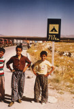 Right after Turkisch-Iranian border, sept. 7th 1975