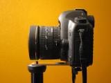 Canon 5DmkII homemade Pano bracket