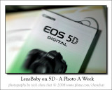 LensBaby on the 5D manual