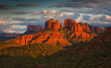 Sidelight - Cathedral Rock   #7969