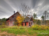 _MG_9738_41TM    Vt   Abandoned  House   (HDR)