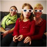 Trois Dames en 3D