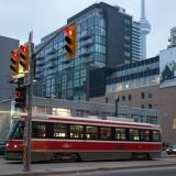 Streetcar - Spadina Ave.
