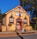 The Town of Gulgong, Central West of New South Wales
