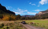 The Ghost Town of Glen Davis in the Capertee Valley