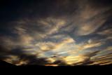 Sunset Mesquite Dunes