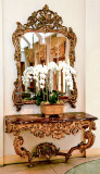 Orchids front of mirror.jpg