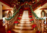Ledson Winery staircase