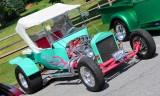 Triple Tree Car Show 6-30-12