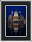 56164  - St. Charles Cathedral, Vienna   (unframed)