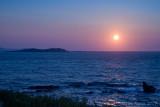 27932 - Setting Sun in Mykonos