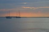 2799 - Sunset at Fernandina Beach