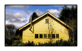 Yellow Farm House
