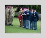 Colchester Falklands 30th Memorial Service 2012