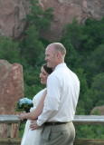 My youngest daughter gets married