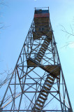 Old Shuckstack Fire Tower