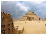Memphis and Step Pyramid