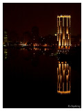 Hotel by the Nile river