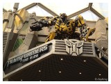 One of the best attraction in Singapore Universal Studio