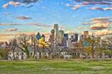 Dallas Skyline (Take 2)
