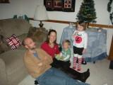 Matt, Christina, and Two Elves