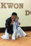 Grand Master Choi and Carden