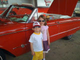 Car Show with Grandpa Mike