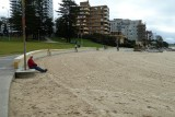 Cronulla Beach - watching the surf