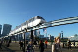 Monorail - Darling Harbour