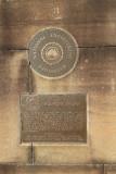 Pyrmont bridge plaque