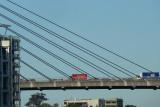 Anzac bridge - road deck
