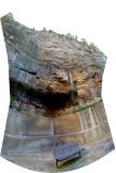 Sandstone Quarry - Bench
