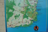 Location map - eden