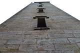 Boyd Tower - upwards