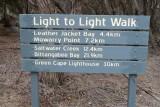 Light to Light Walk - Ben Boyd Nat park