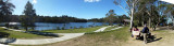Wentworth falls lake pano