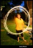 Sparkler Circles diameter 1 m