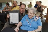 Forence Maier 90th Birthday Party 7/8/12