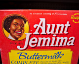 Aunt Jemima - A controversial logo. - Faces #22