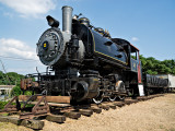 1941 Porter 0-6-0T Steam Locomotive