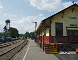Essex Train Station