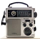 Storm Alfred - Eton radio
