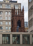 Steeple - Christ Church Cathedral (Episcopal)