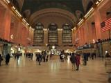 Grand Central Railroad Terminal  Concourse