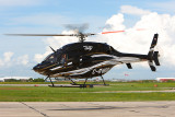 The first Bell 429 delivered in Canadian registration.