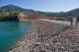 Avon 103  5299  Face of dam