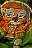 18th Century Clown Doll