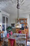 Inside a Gaudi Appartment